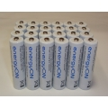 AAA NiMH Energy-On low self-discharge Rechargeable Battery (24-pc bundle)