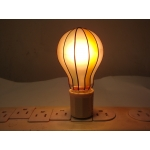 Tiffany style hand-painted E27, 25W Replacement Bulb (Balloon - Twin Pack)
