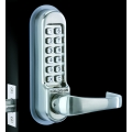 Fully Mechanical Push Button Hexagonal Handle Entry