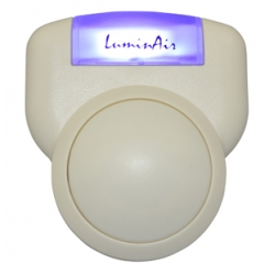 Neon Night Light (Purple) with white housing