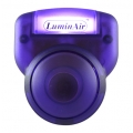 Neon Night Light (Purple) with translucent housing
